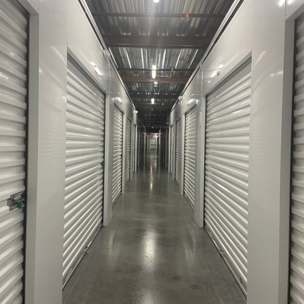The climate controlled storage units available for rent at Storage Units in Kissimmee, Florida