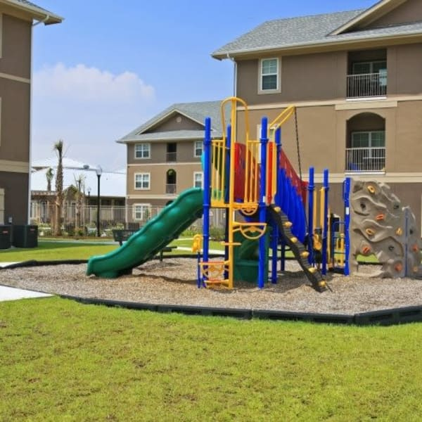 Playground at North Shore Apartment Homes in Slidell, Louisiana