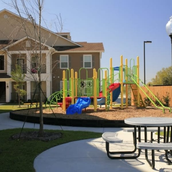 Playground at Magnolia Park Apartment Homes in Chalmette, Louisiana