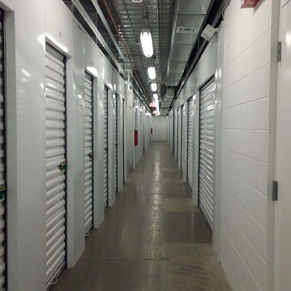 Climate-controlled units at StorQuest Self Storage in Chandler, Arizona