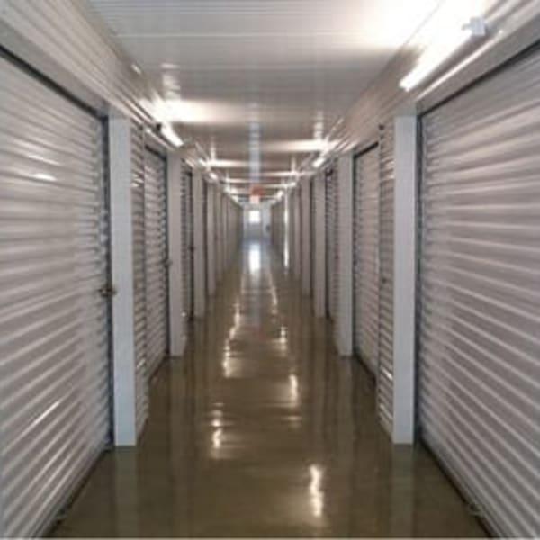 Interior units at StorQuest Self Storage in Dallas, Texas