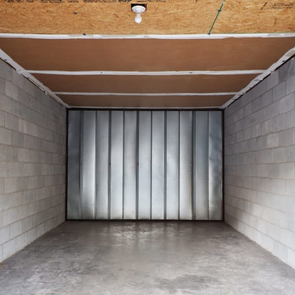 Driveup storage at StayLock Storage in Mauldin, South Carolina