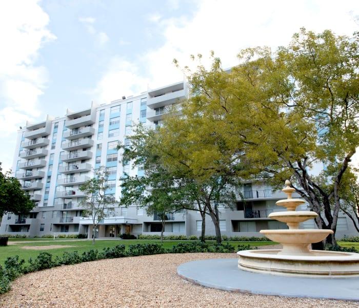 Our location at Aliro in North Miami, Florida