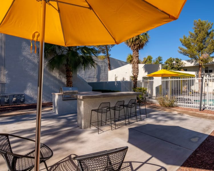 Our beautiful apartments in Tucson, Arizona
