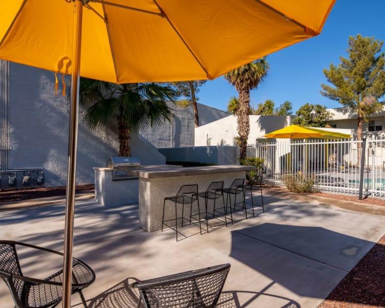 Our beautiful apartments in Tucson, Arizona