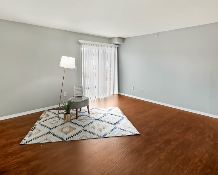 Spacious floor plans at The Reserve at Red Bank in Chattanooga, Tennessee