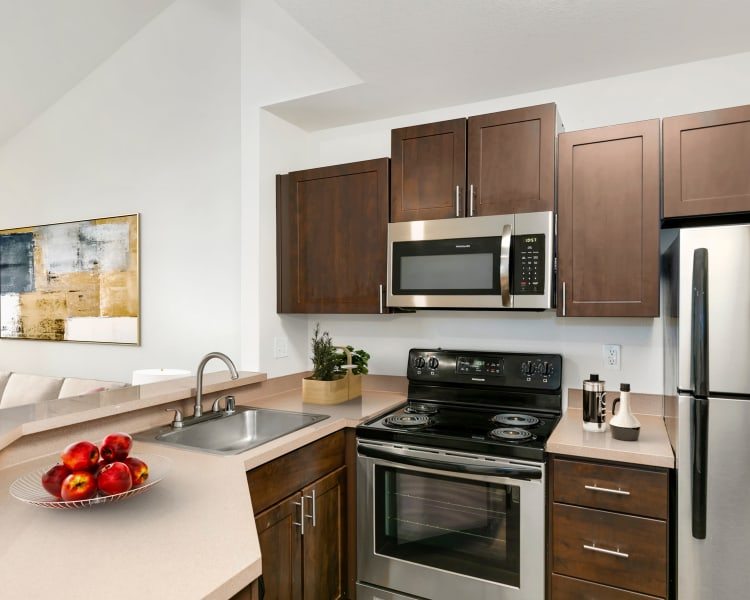 Click to see our floor plans at Autumn Chase Apartments in Vancouver, Washington