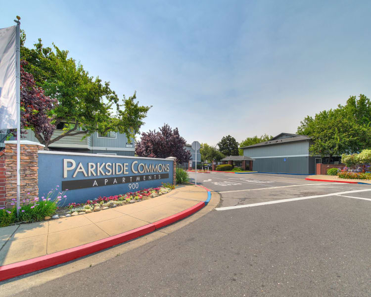 Click to see our photos at Parkside Commons Apartments in San Leandro, California