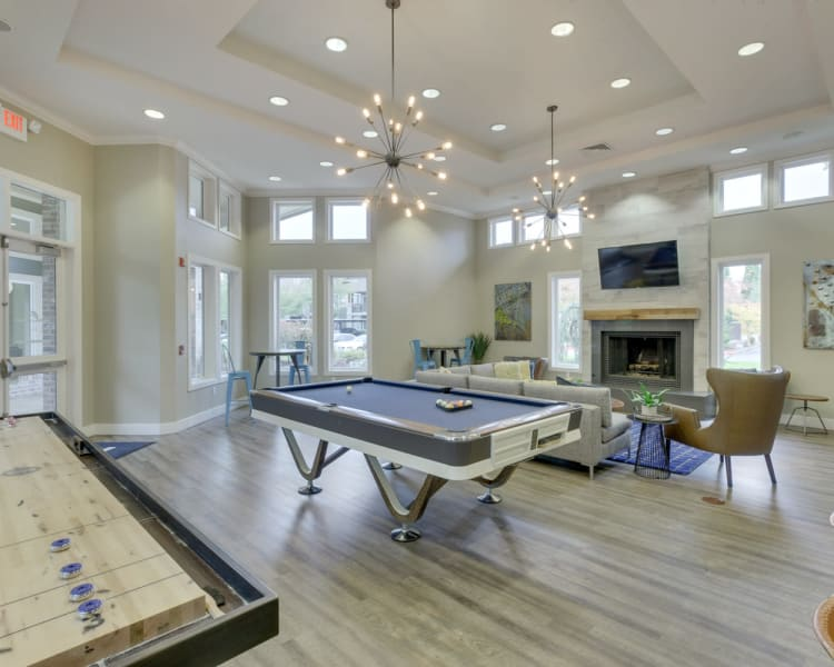 Click to see our amenities at The Grove at Orenco Station in Hillsboro, Oregon