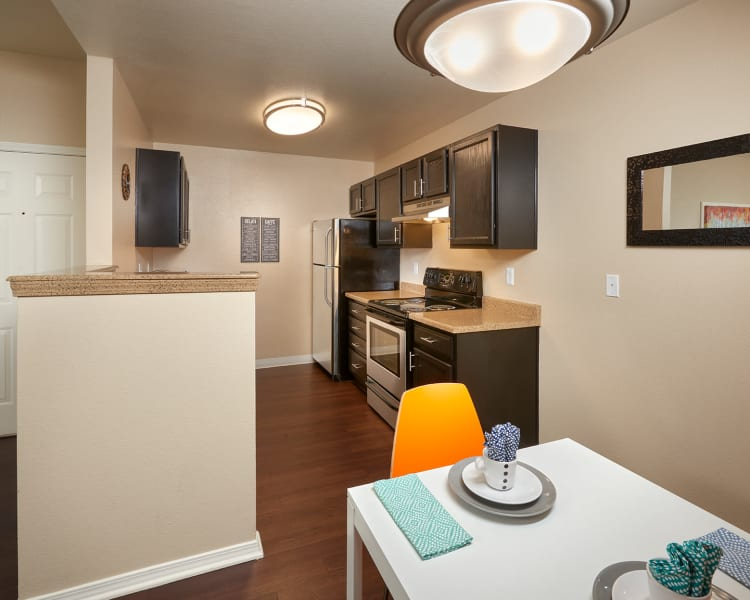 Click to see our floor plans at Crossroads at City Center Apartments in Aurora, Colorado