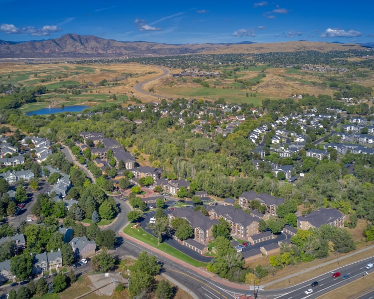 Click to see our photos at The Crossings at Bear Creek Apartments in Lakewood, Colorado