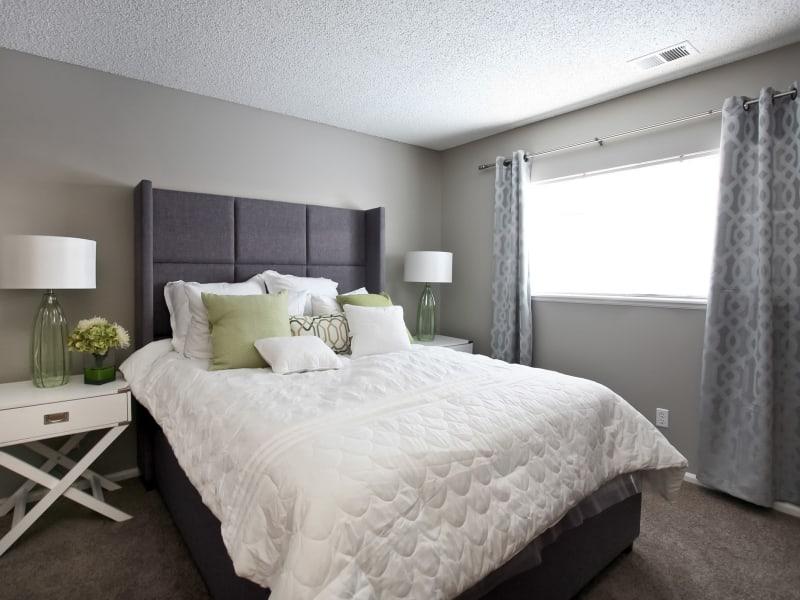 Master bedroom at Ascend at Red Rocks