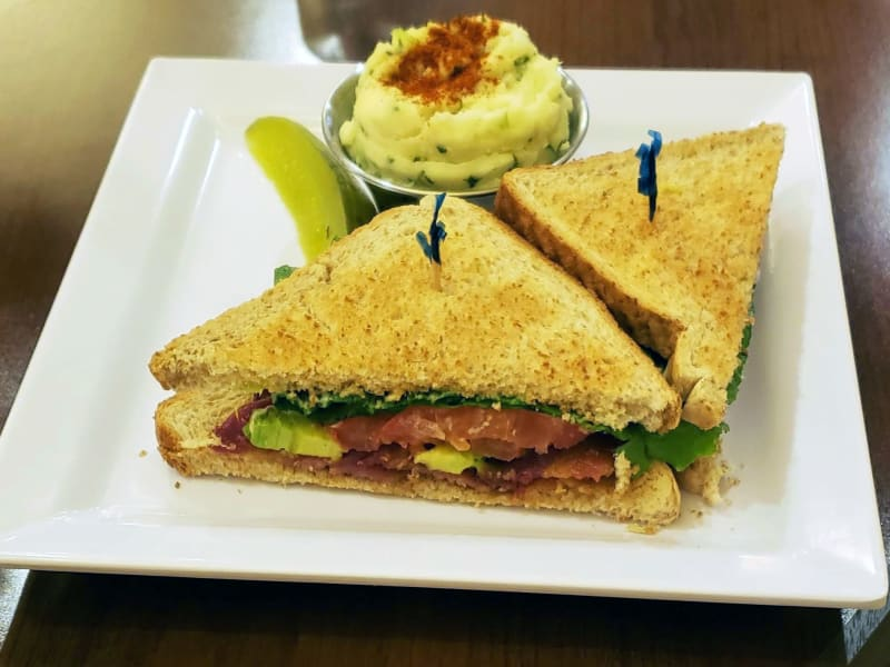 BLT at Heron Pointe Senior Living