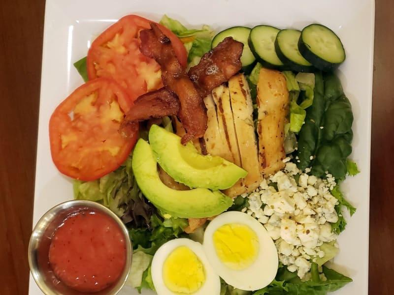 Cobb Salad at Blossom Vale Senior Living