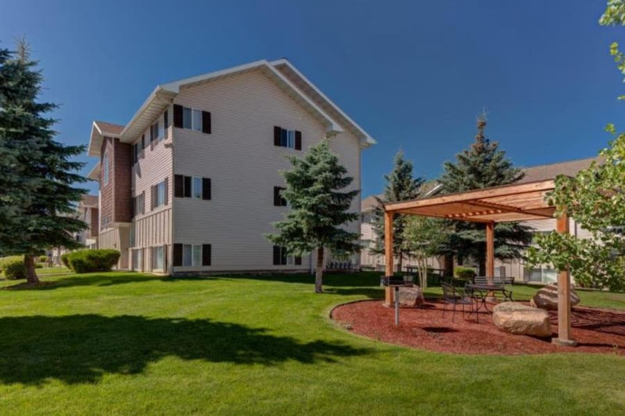 Contact us to schedule a tour of our spacious floor plans at Mountain View Apartments in Bozeman
