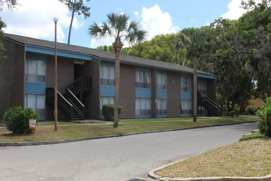 Exterior view at Pier 5350 in Jacksonville, Florida