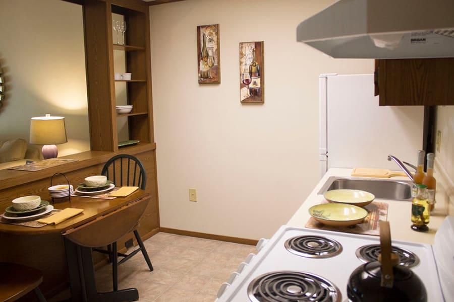 Hampton Woods kitchen in Columbus, Ohio