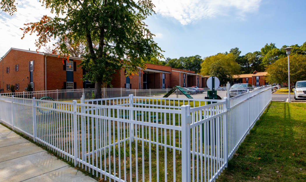 Our Apartments in Newport News, Virginia offer a Dog Park