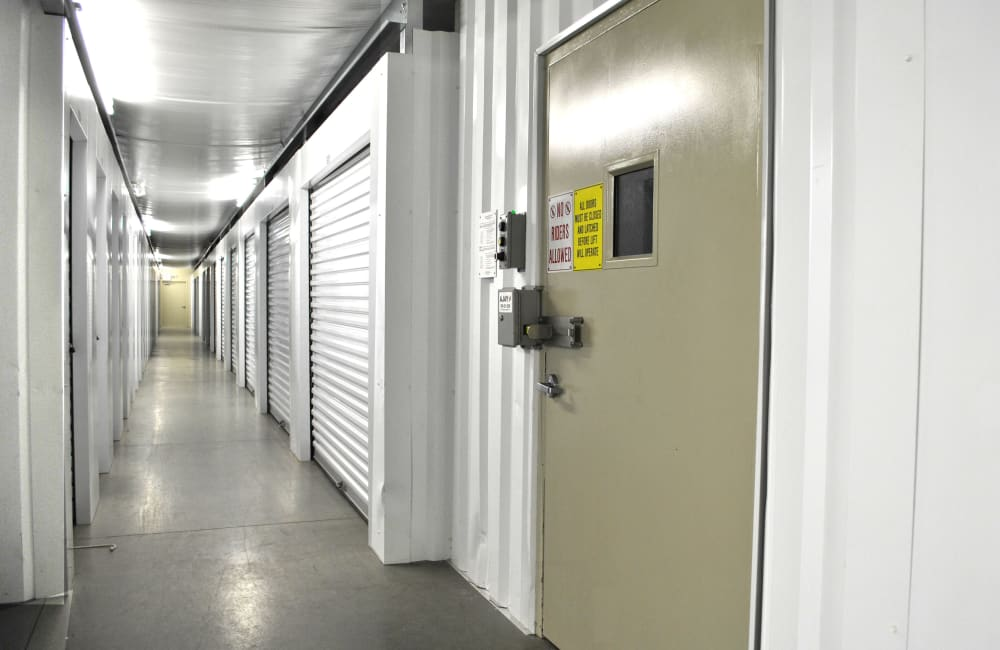 Storage units at CT SELF STOR in Plainville