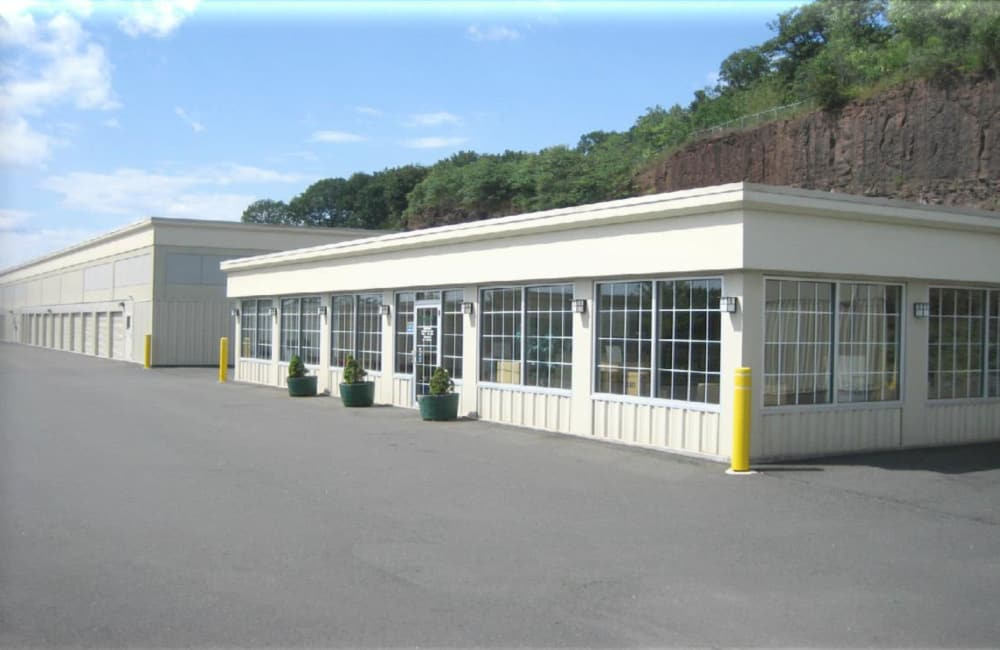 Storage at CT SELF STOR in Plainville is secure and convenient