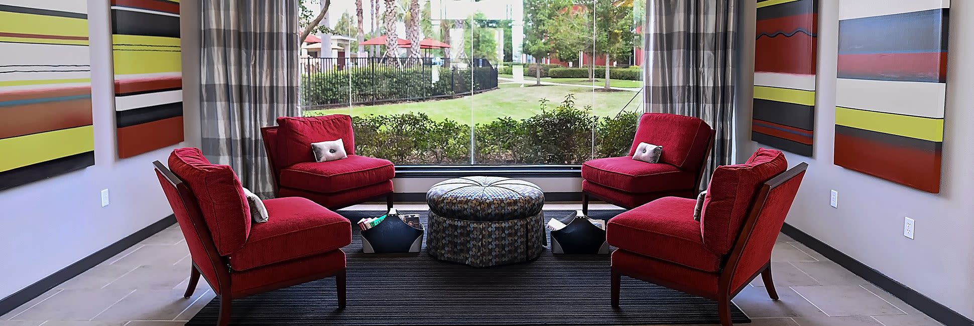 Resident information for the apartments for rent in Baton Rouge