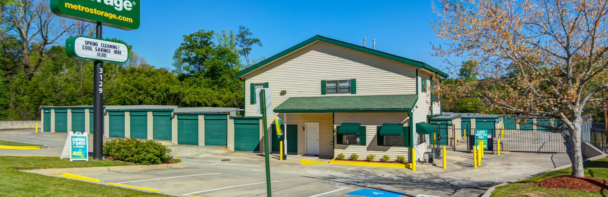 Metro Self Storage In Lithia Springs, GA