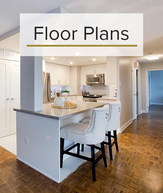 Our Floor Plans for Widdicombe Place in Etobicoke, Ontario.