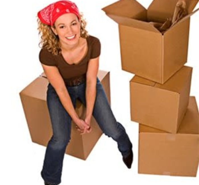Packing supplies for sale at Stor-All Self Storage in Melissa, Texas