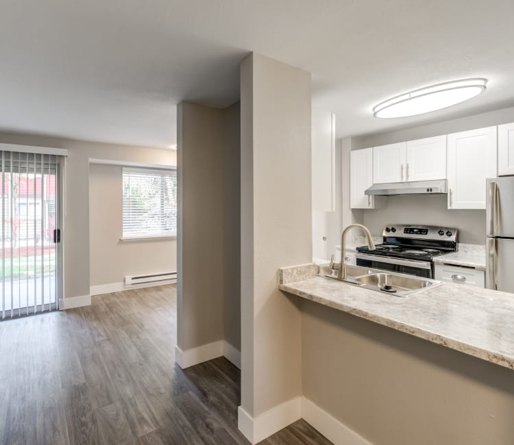Floor plans at Chestnut Hills Apartments