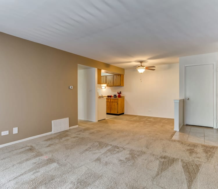 1, 2 & 3 Bedroom Apartments For Rent In Oak Forest, IL