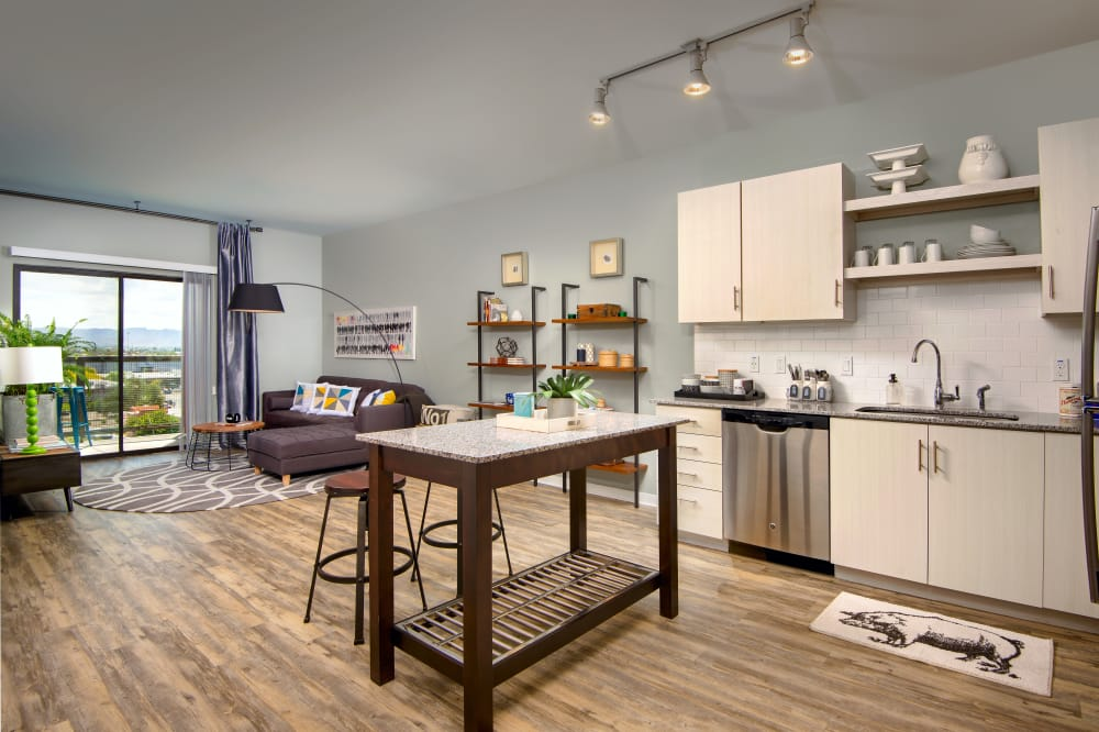 View the floor plans at Capital Place in Phoenix, Arizona