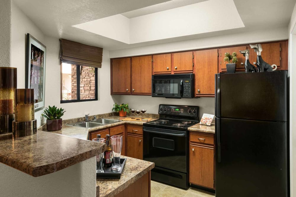 View the floor plans at San Marbeya in Tempe, Arizona