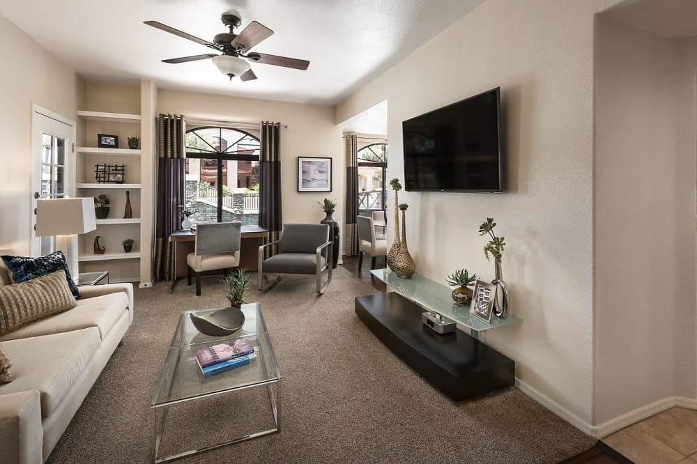 View the floor plans at San Lagos in Glendale, Arizona
