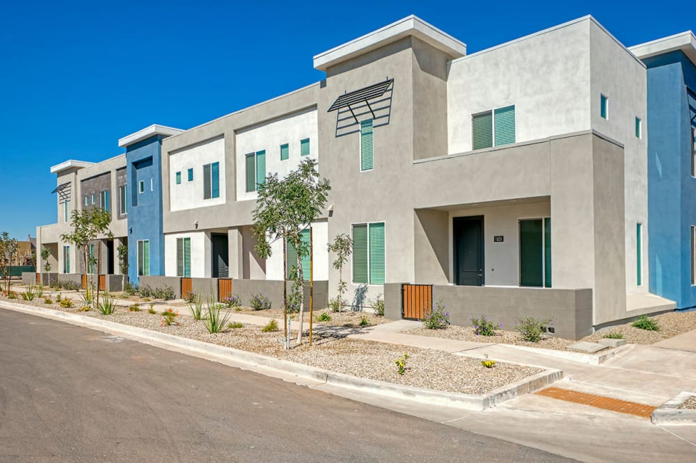 View the neighborhood information at BB Living at Val Vista in Gilbert, Arizona