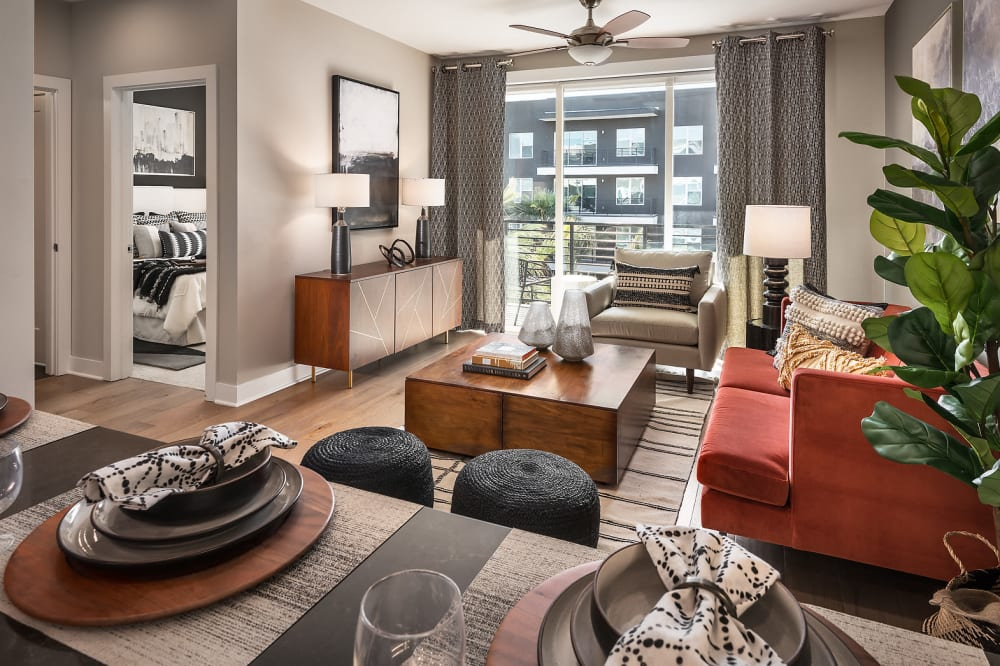 View the floor plans at The Halsten at Chauncey Lane in Scottsdale, Arizona