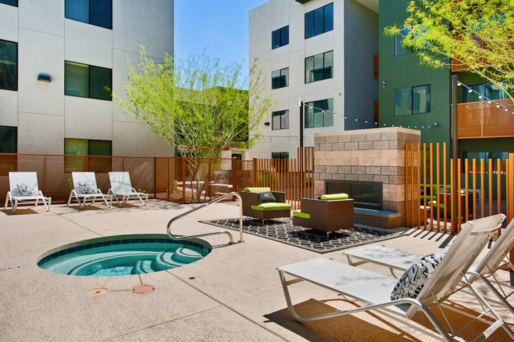 View the amenities at Cactus Forty-2 in Phoenix, Arizona