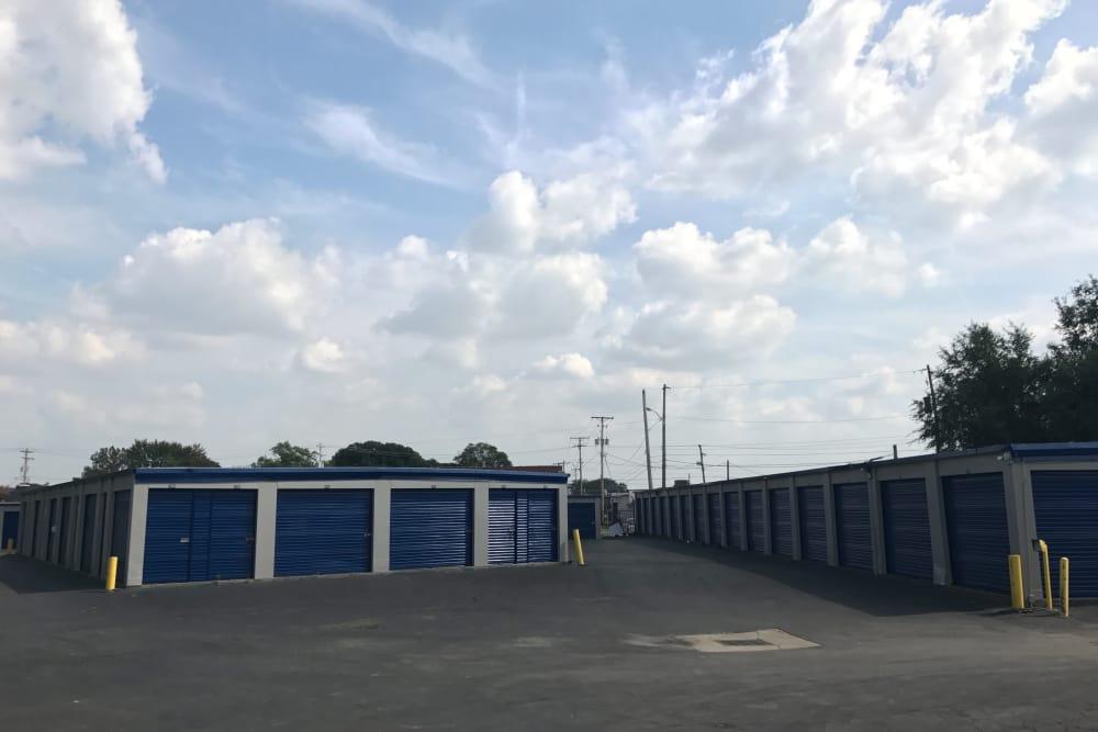Exterior of Pataskala Storage in Pataskala, Ohio
