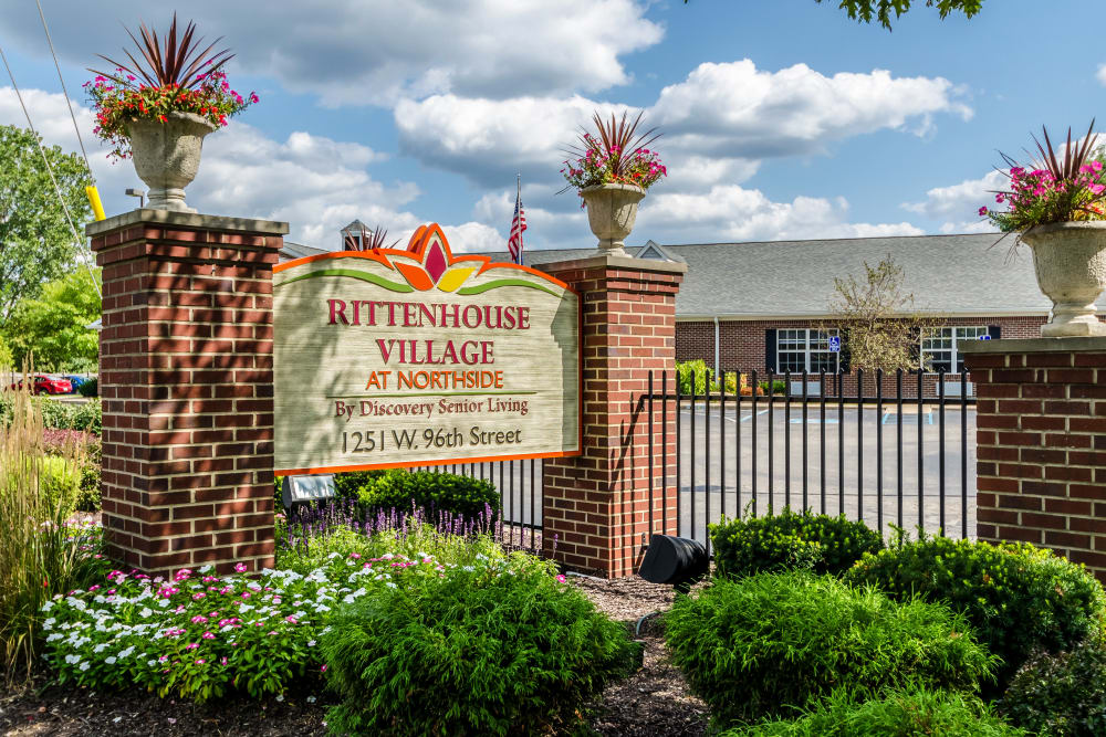 Welcome to our luxury senior living community in Indianapolis!