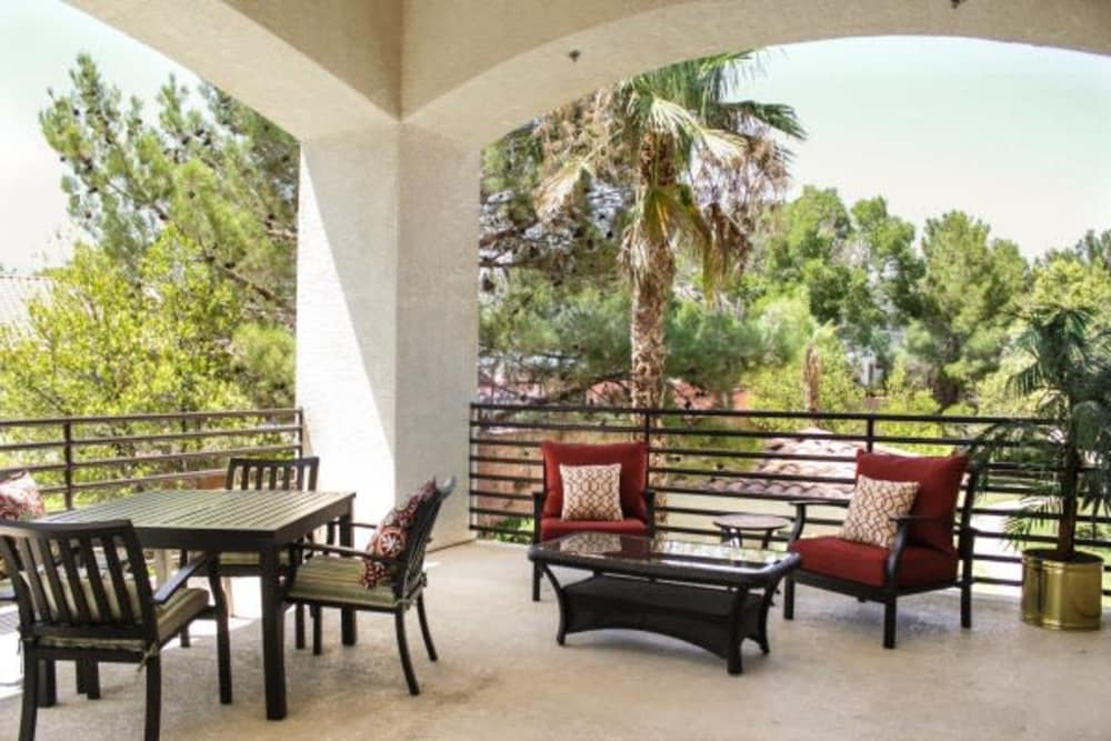 Exceptional senior living at The Wentworth of Las Vegas