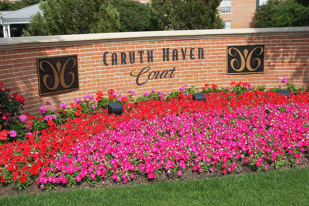 Welcome to Caruth Haven Court in Dallas, TX