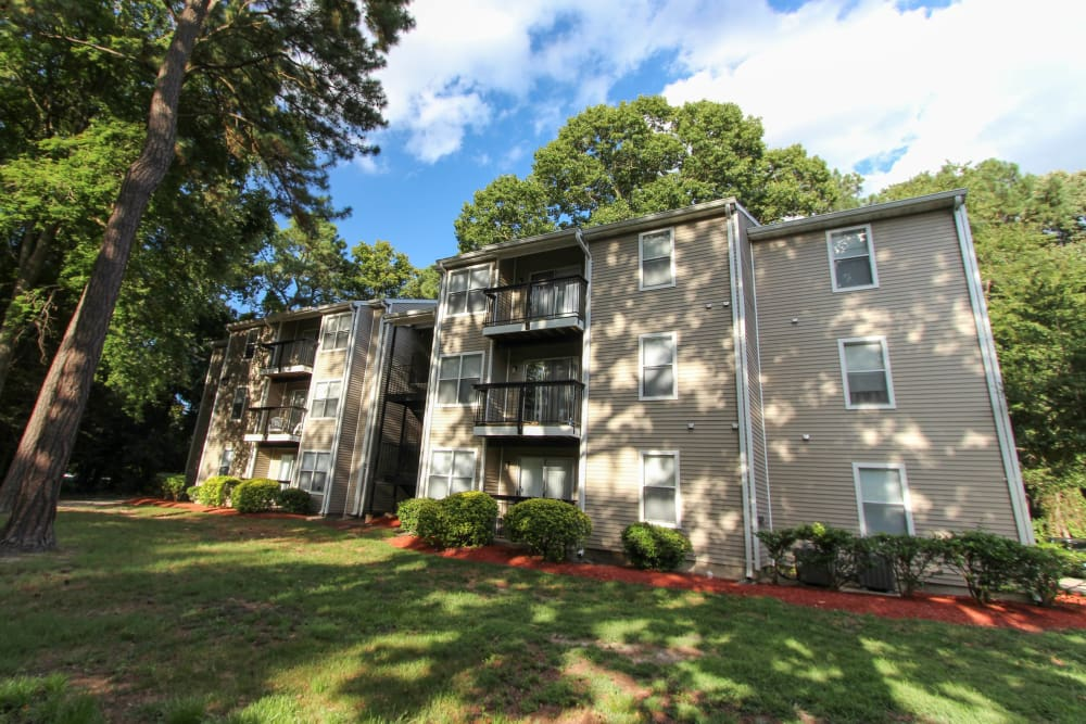 1, 2 and 3 Bedrooms Apartments at Greens at Schumaker Pond in Salisbury, MD