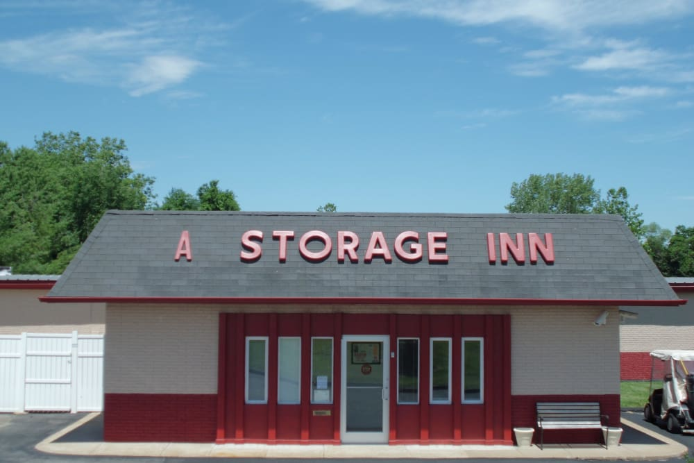 Exterior view at A Storage Inn - Alton