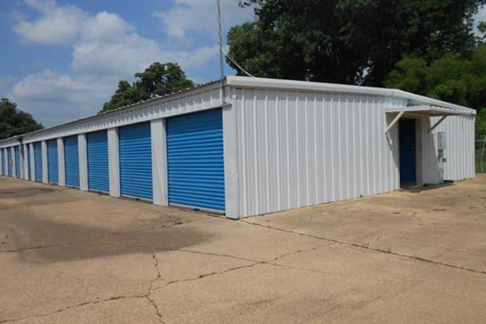 Convenient storage facility in Bossier City, Louisiana