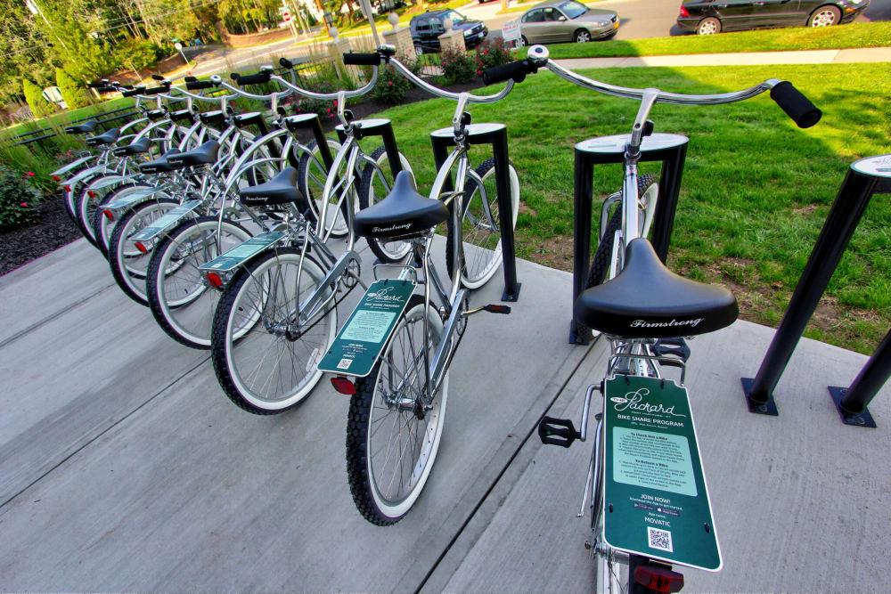 West Hartford, CT Bike Share Program