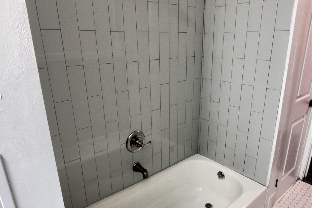 Bathroom at The Packard
