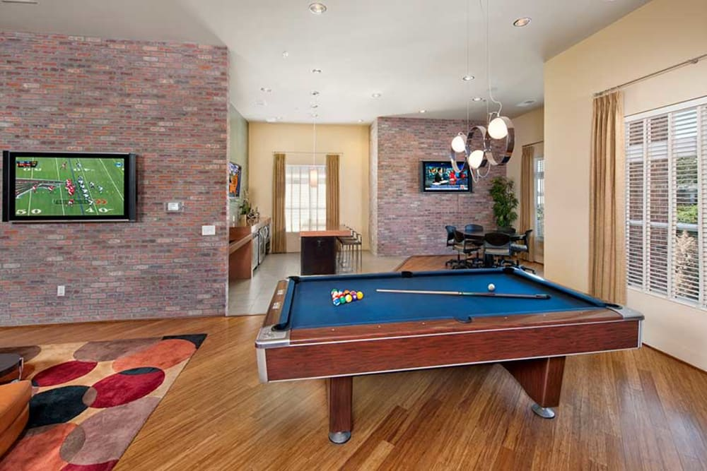 Practice your billiards game at The Atlantic Aerotropolis