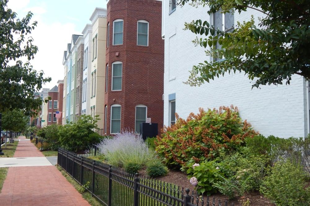 Arthur Capper Senior Apartments exterior