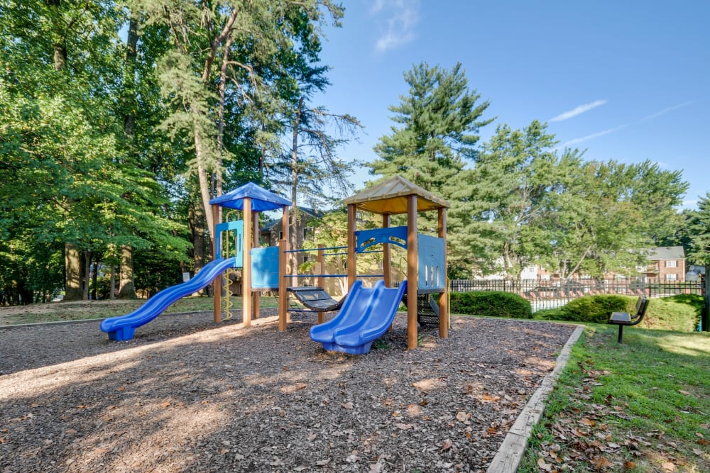 Playground at Wedgewood Apartments