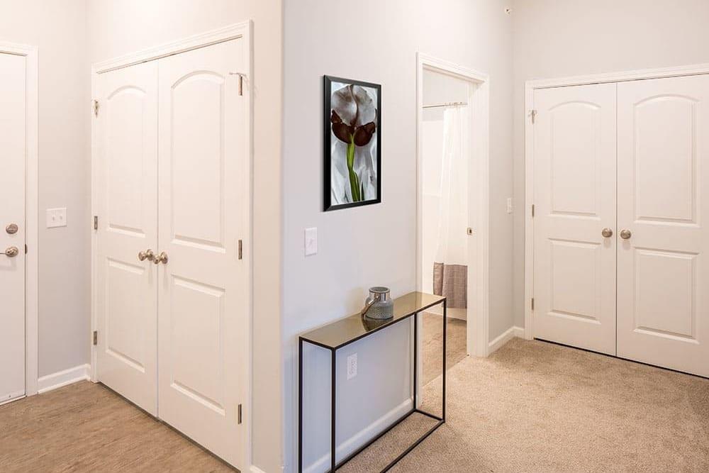 Spacious floor plans at Villa Capri Senior Apartments in Rochester, NY