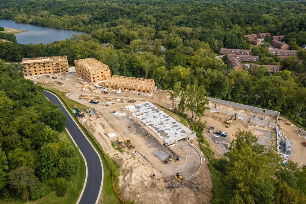 Brand new apartments coming soon at Ellison Heights Apartments